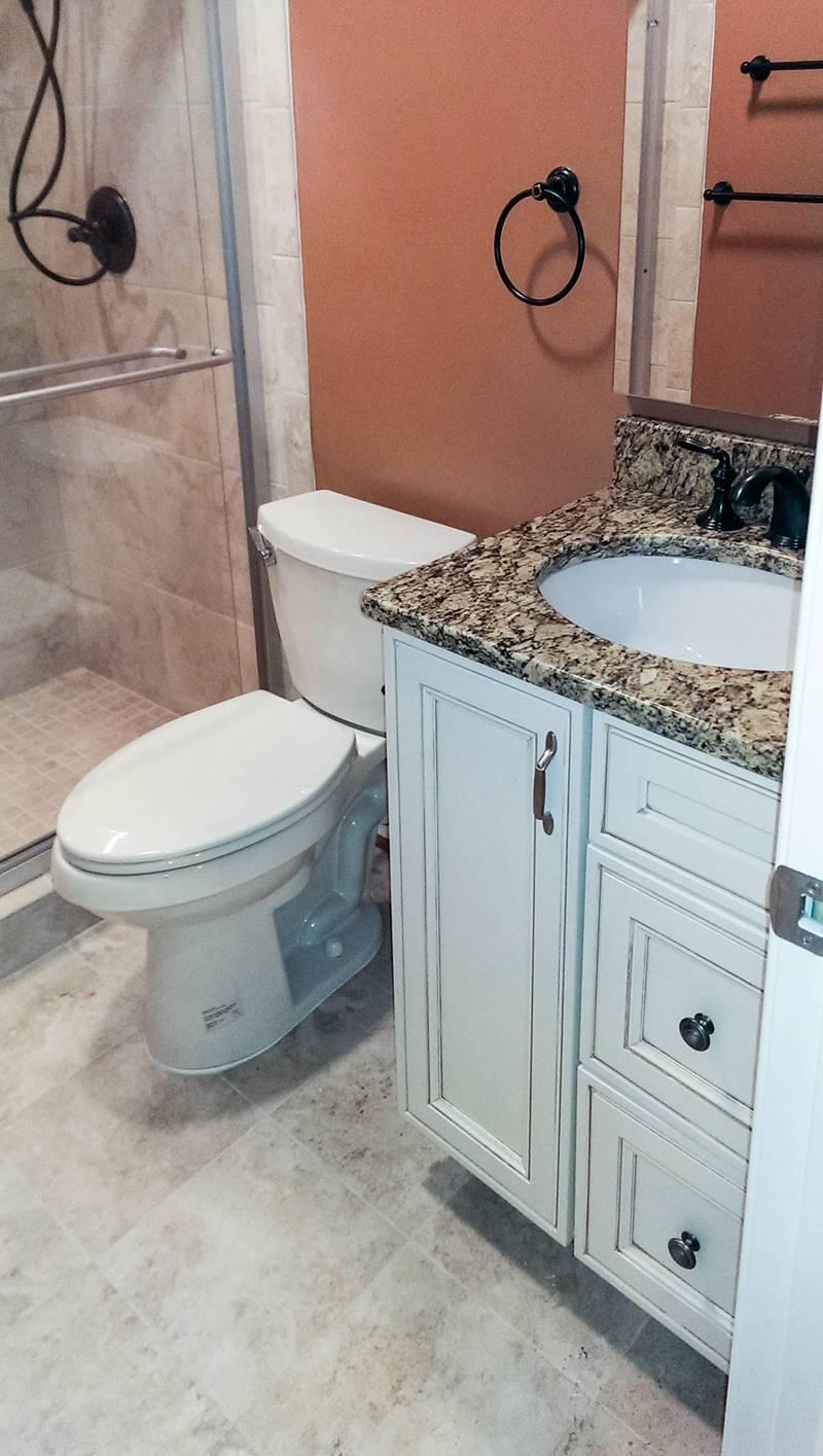 Bathroom - Elite Contractors Services