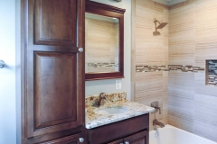 Custom Home Bathroom Alexandria VA -1