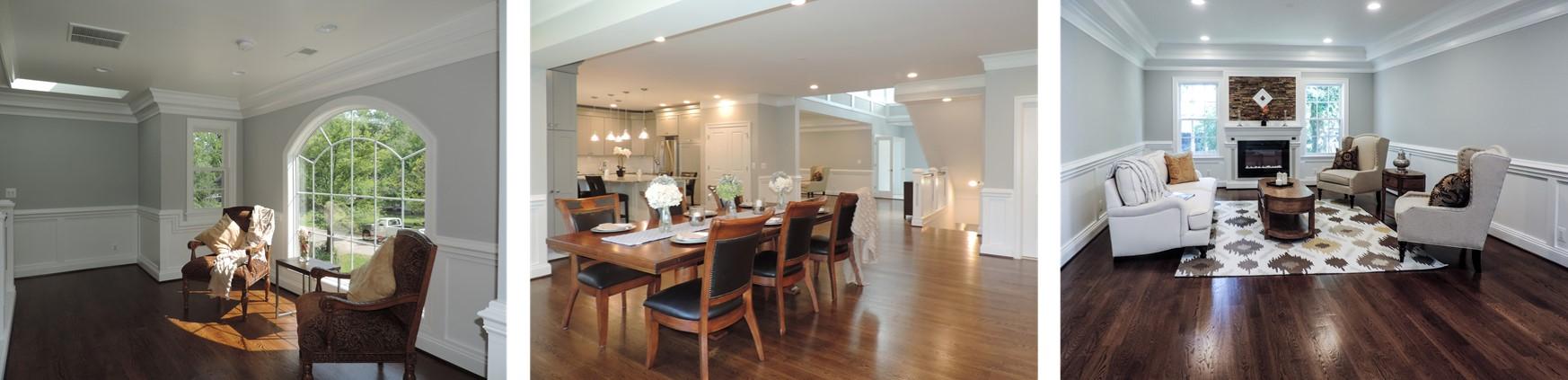 Custom Home Builder Northern Virginia, including Fairfax and Alexandria.