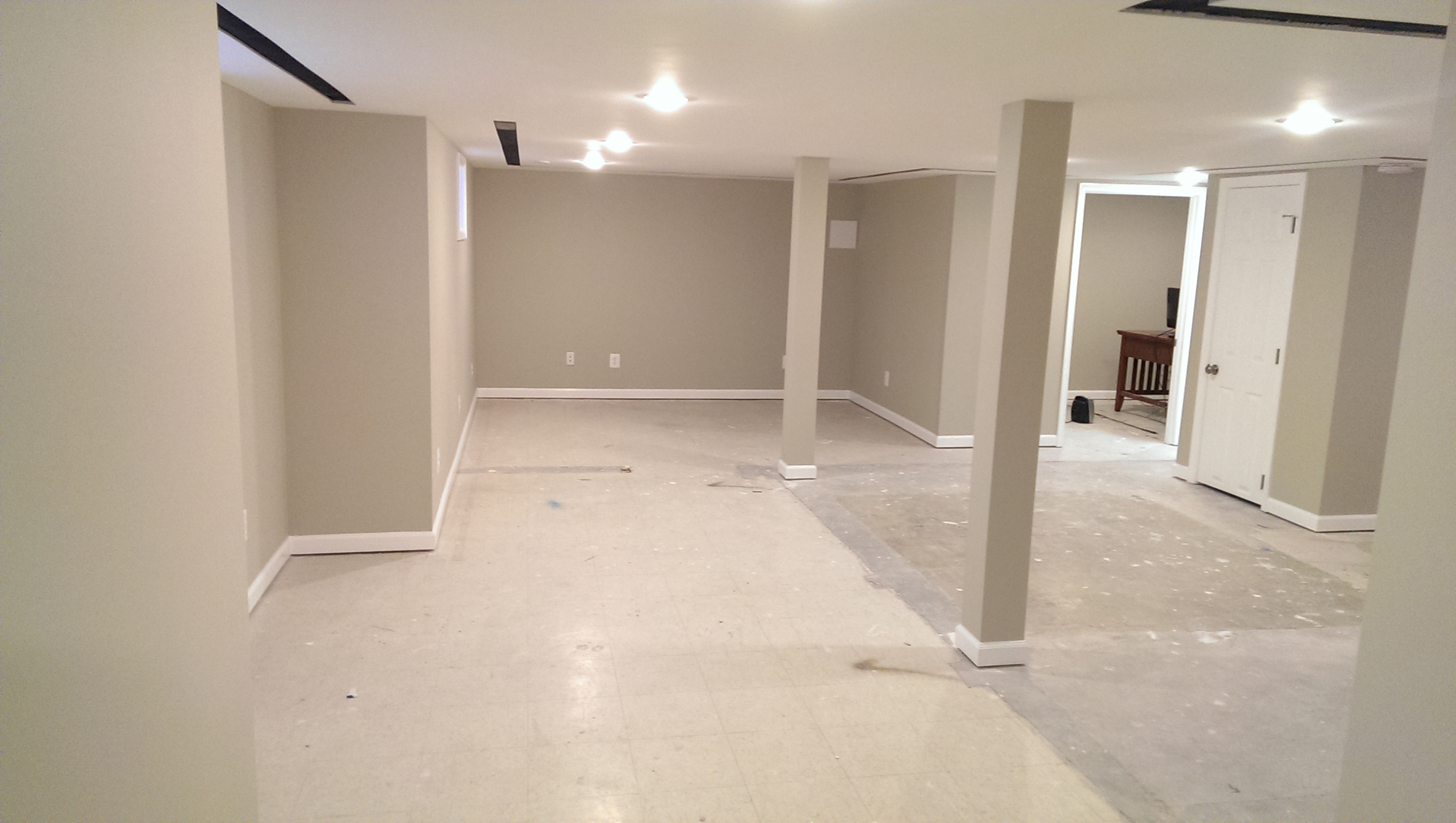 Basement Remodel Chevy Chase, MD