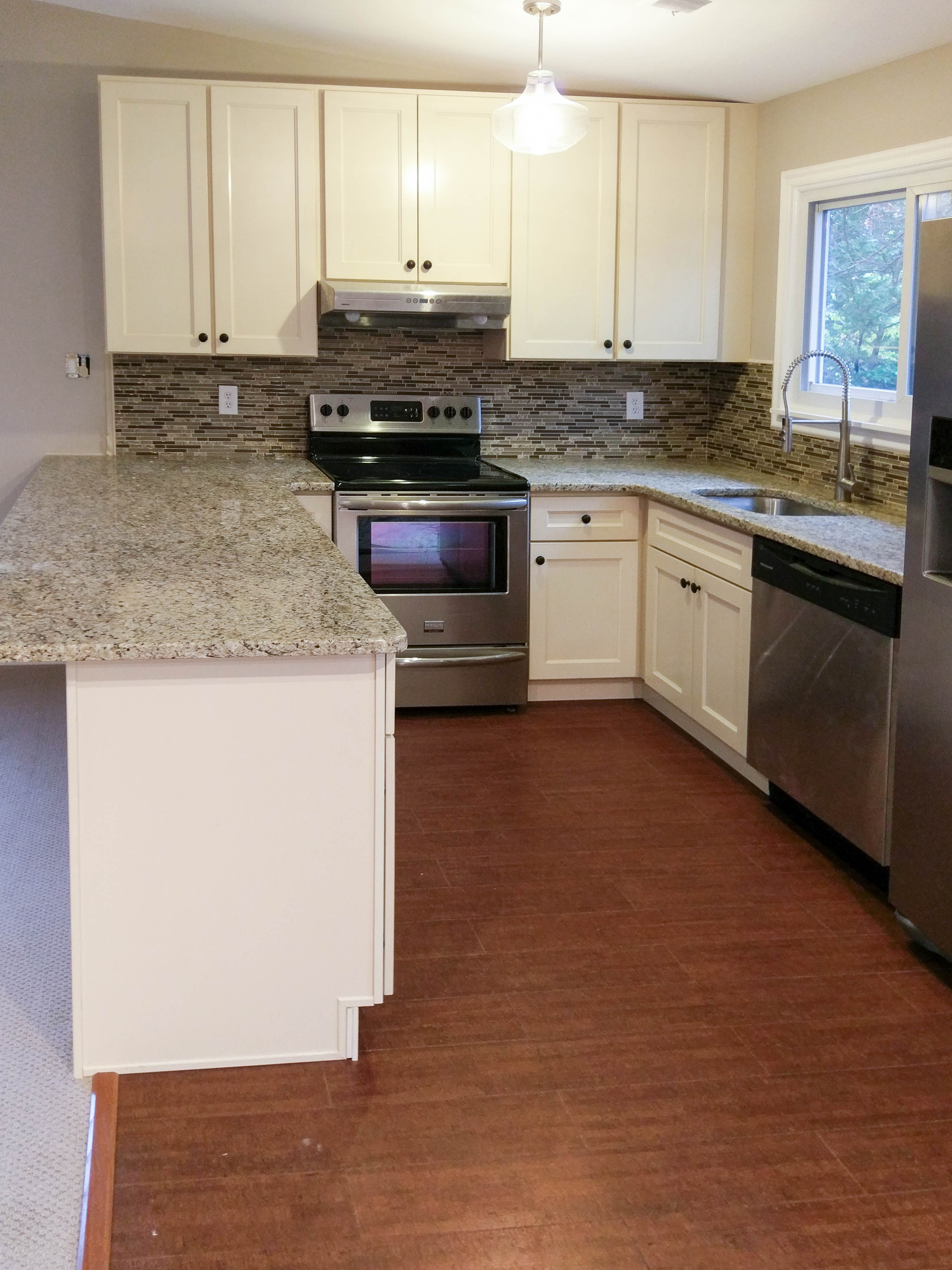 Kitchen Remodel in Reston, Virginia
