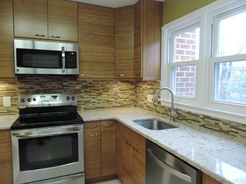 Kitchen remodeling in Rockville, MD