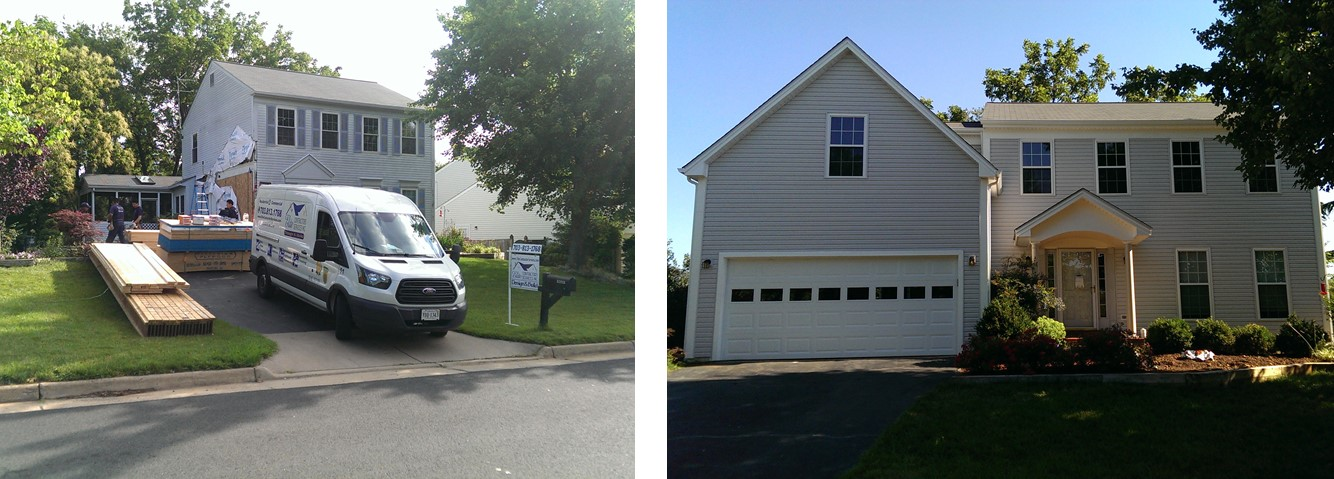 Garage Addition Contractor in Herndon, Virginia