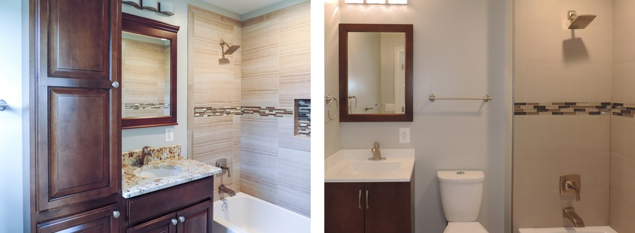 bathroom remodel Reston, Virginia
